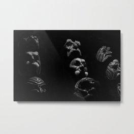 Emote 2 Metal Print