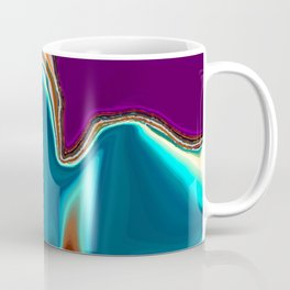 Liquid Color Coffee Mug