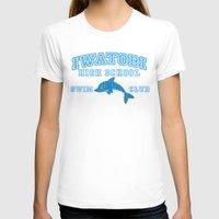 iwatobi T-shirts featuring Iwatobi - Dolphin by drawn4fans