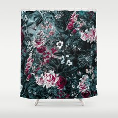 Surreal Garden 2K Shower Curtain