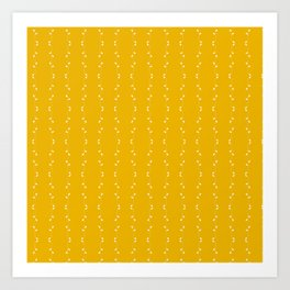 Vibrant Pattern- 5 Art Print