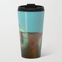 Overwhelm Travel Mug