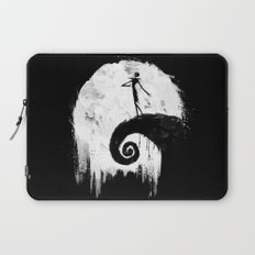 All Hallow's Eve Laptop Sleeve