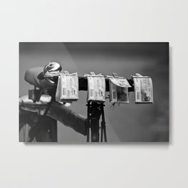 Win the Indian lottery Metal Print
