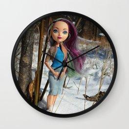 Maddie Wall Clock
