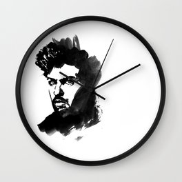george Wall Clock