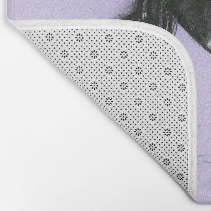 Cloaked Bath Mat