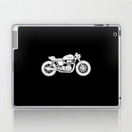 Triumph Bonneville - Cafe Racer series #3 Laptop & iPad Skin