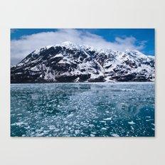 Frozen Ambitions  Canvas Print