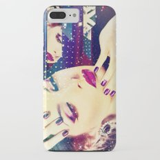 Purple Lips - for IPhone iPhone 7 Plus Slim Case
