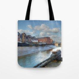 River Hull Tote Bag