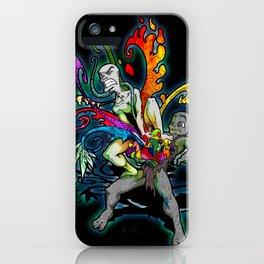 The Creativity Inside (Black) iPhone Case