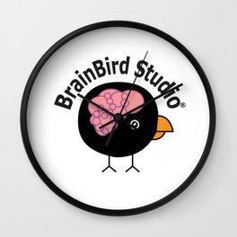 BrainBird Studio customized Wall Clock