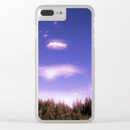 High Energy Clear iPhone Case