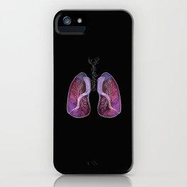 Sigh iPhone Case
