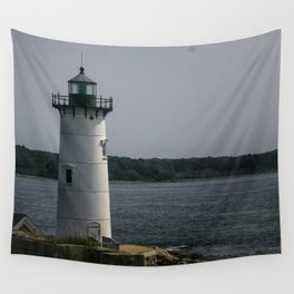Portsmouth Harbor Lighthouse Wall Tapestry
