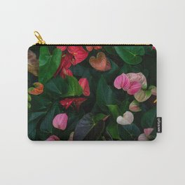 Colorful of Anthurium Carry-All Pouch