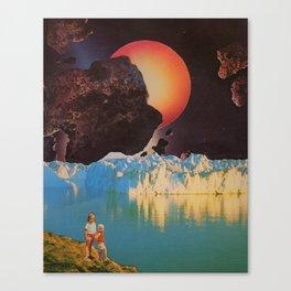 Little Planet Canvas Print