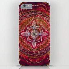 Root Chakra Slim Case iPhone 6 Plus