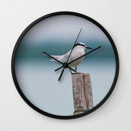 Bird Love Project 08 Wall Clock