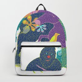 The Gang's all Here Backpack