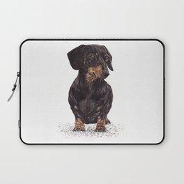 Dog-Dachshund Laptop Sleeve