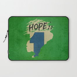 Hope!! (time machine ) Laptop Sleeve