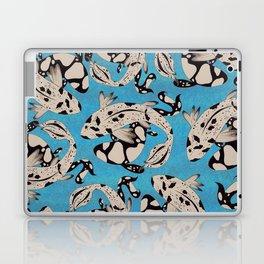 Speckled Koi Laptop & iPad Skin