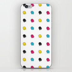 Spilled Ink iPhone & iPod Skin
