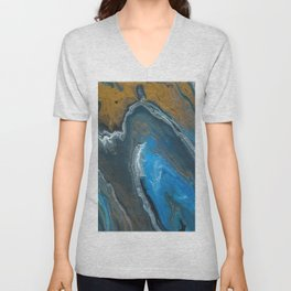 Serpente Unisex V-Neck