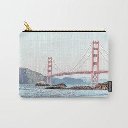Golden Gate Bridge | Bridge Reflection | California Carry-All Pouch