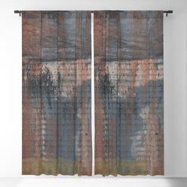 2017 Composition No. 9 Blackout Curtain