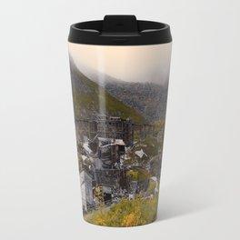 Independence Mine - Hatcher Pass, Alaska Travel Mug