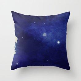 Earth Throw Pillow