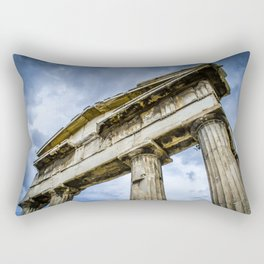 Ancient Athens Rectangular Pillow