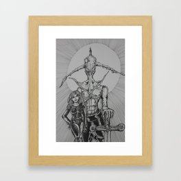 Nemesis the Warlock Framed Art Print