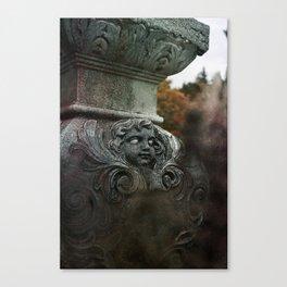 Cherub Rock Canvas Print