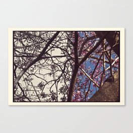 Woodblock II- Vitus Canvas Print