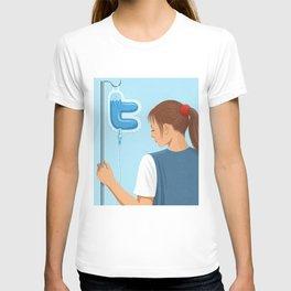 Twitter Drip T-shirt