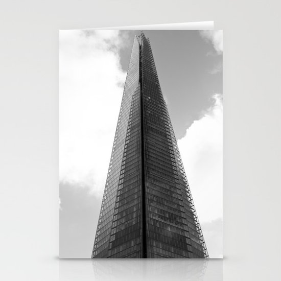 The Shard london Stationery Cards