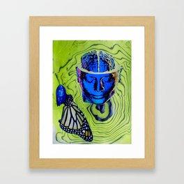 Movin' On Framed Art Print