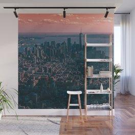 New York City Skyline Wall Mural