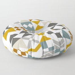 Mid West Geometric 05 Floor Pillow