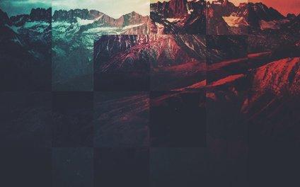 Art Print - Fractions A80 - Seamless
