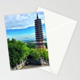 Chua Bai Dinh Pagoda, Vietnam Stationery Cards