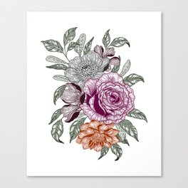 Overgrown 3 Canvas Print