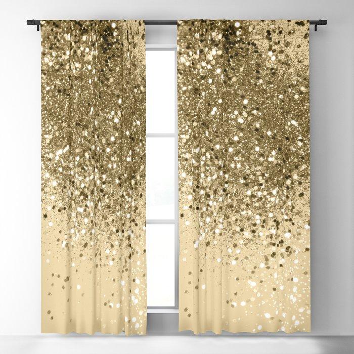 Cali Summer Vibes Lady Glitter #1 #shiny #decor #art #society6 Blackout Curtain