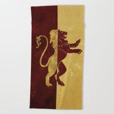 Gryffindor Beach Towel
