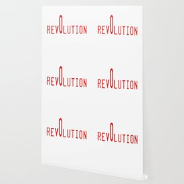 This is the awesome revolutionary Tshirt Those who make peaceful revolution Our revolution Wallpaper