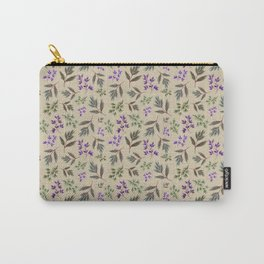 Winter Foliage Carry-All Pouch